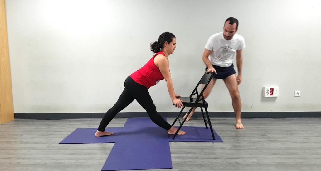 Cállate y Haz Yoga