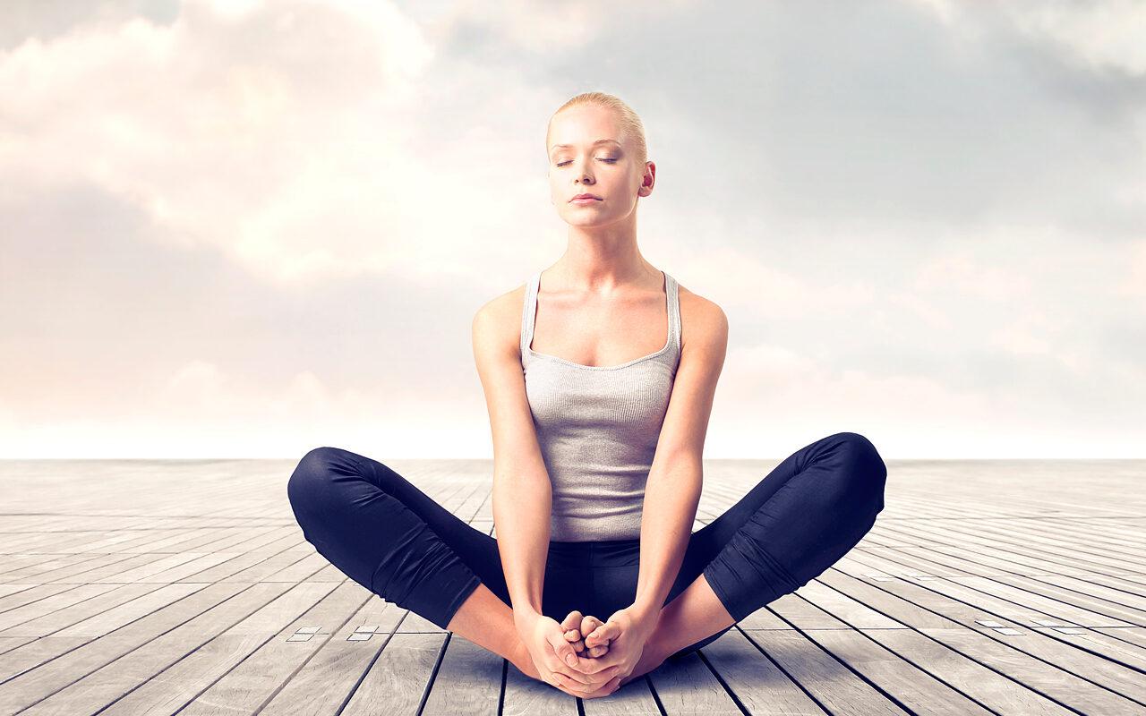 7 chakras en el yoga