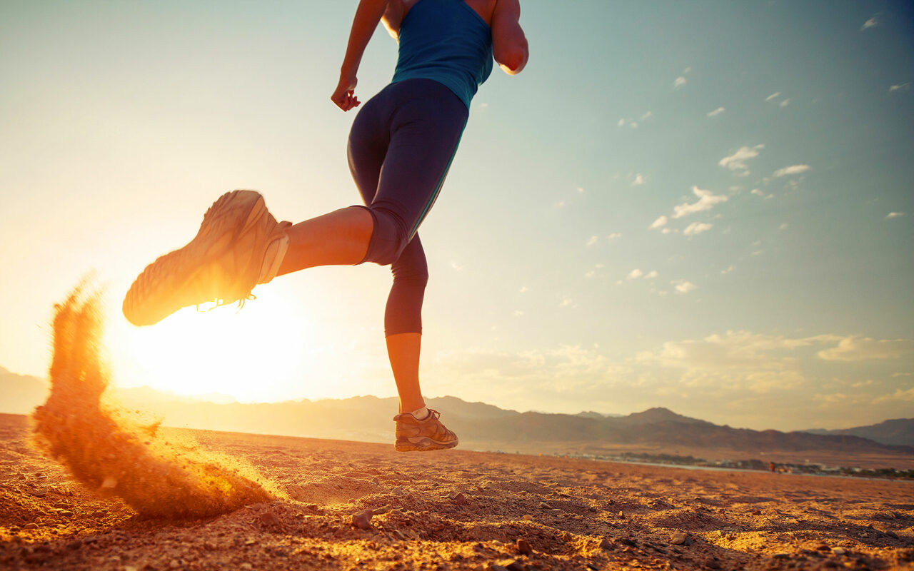 beneficios de salir a correr-running: mejores horas