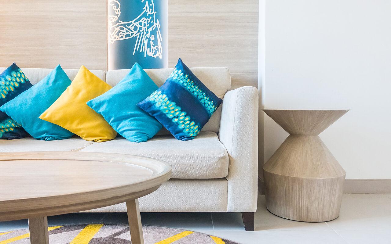 significados del color en casa