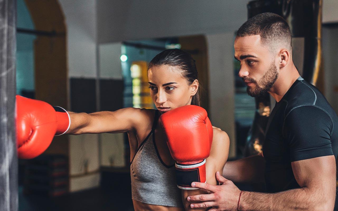 Rutinas de boxeo y ejercicios