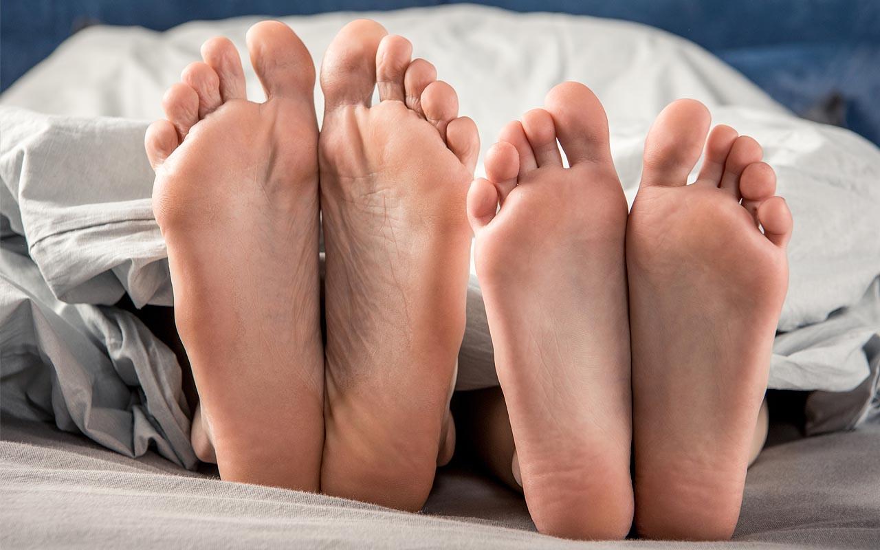 Dolor en los pies