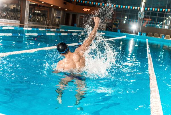 Mejora tu tiempo en la piscina
