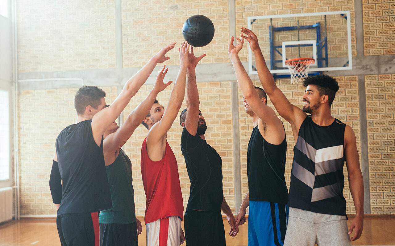 Beneficios del deporte de equipo en nuestro bienestar