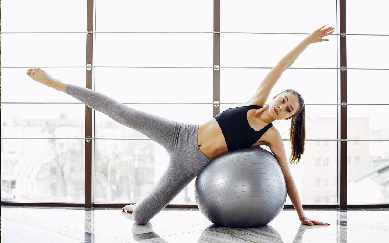 Pilates: ejercicios para tonificar piernas y presumir de glúteos