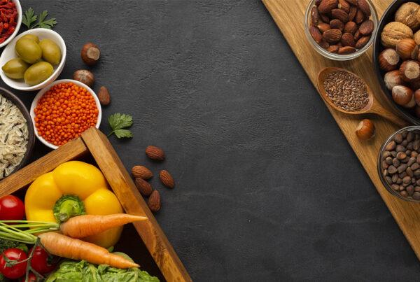 alimentos para picar de menos de 50 calorías