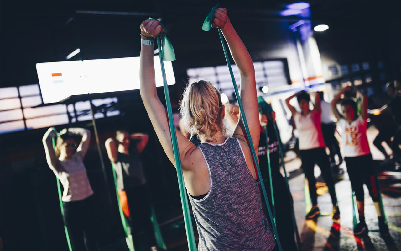 Pilates y sus beneficios en las mujeres