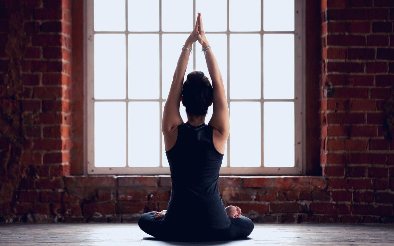 Pilates ejercicios abrir chakras