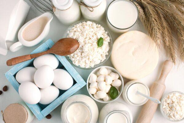 Alimentos con vitamina D dieta contra su déficit, falta y cansancio