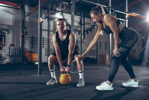 Cómo conseguir un cuerpo fitness