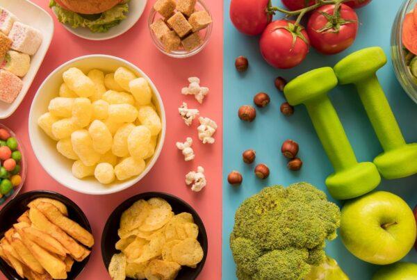 """Cinco alimentos del súper que el marketing los convierte en """"sanos"""" y en realidad no lo son"""