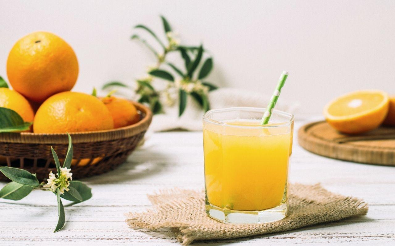 Cuánto dura las vitaminas del zumo de naranja